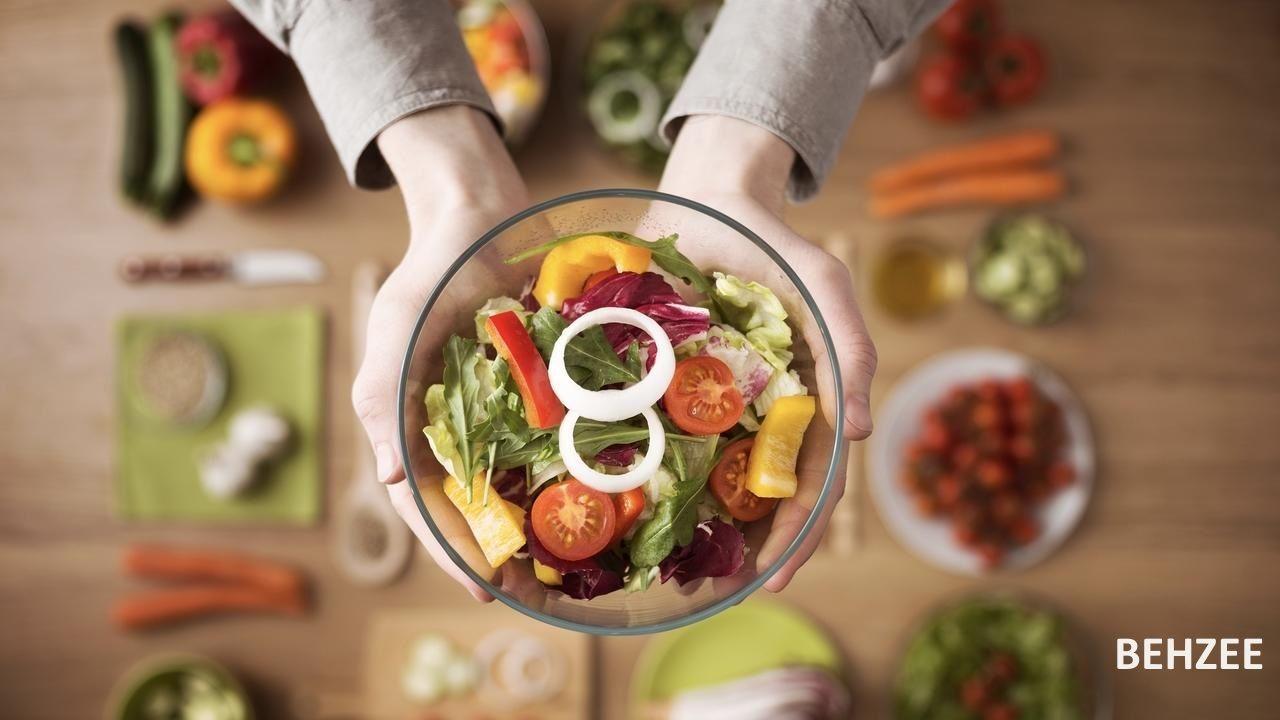 نقش تغذیه در سلامت پوست