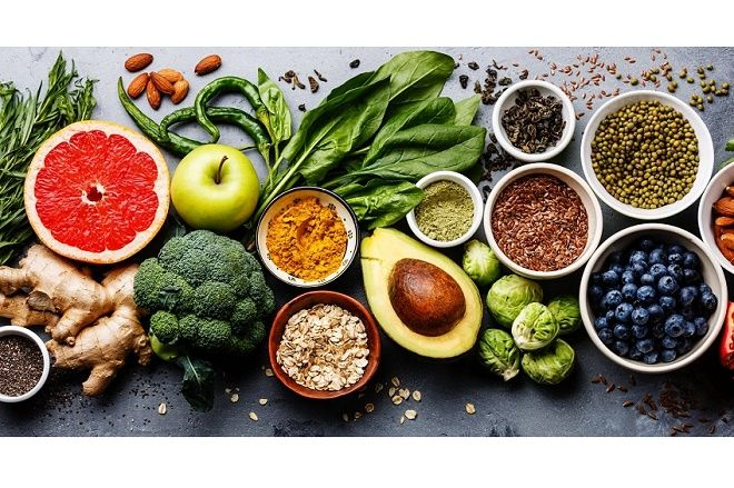 ۱۱ ماده غذایی مفید برای کبد